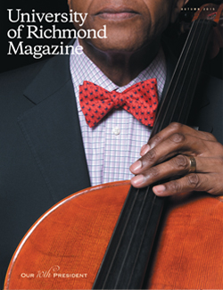 University of Richmond Magazine: Autumn 2015