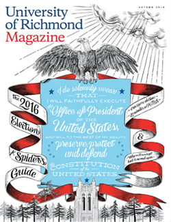University of Richmond Magazine: Autumn 2016