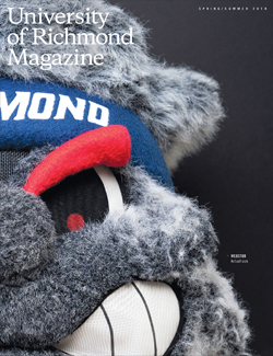 University of Richmond Magazine: Spring/Summer 2018