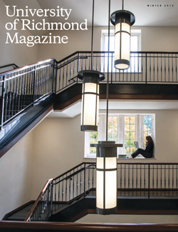 University of Richmond Magazine: Winter 2015